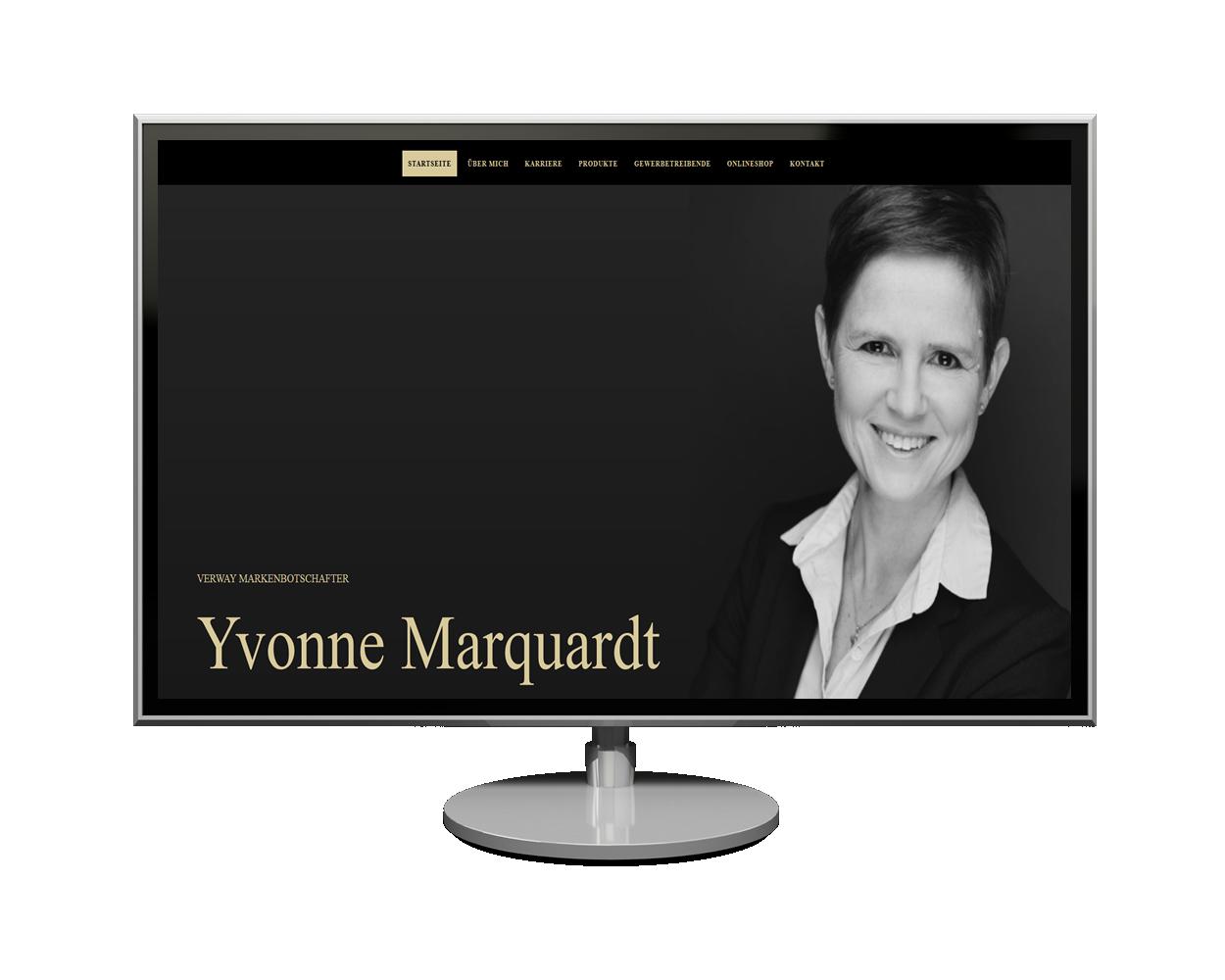 Yvonne Marquardt