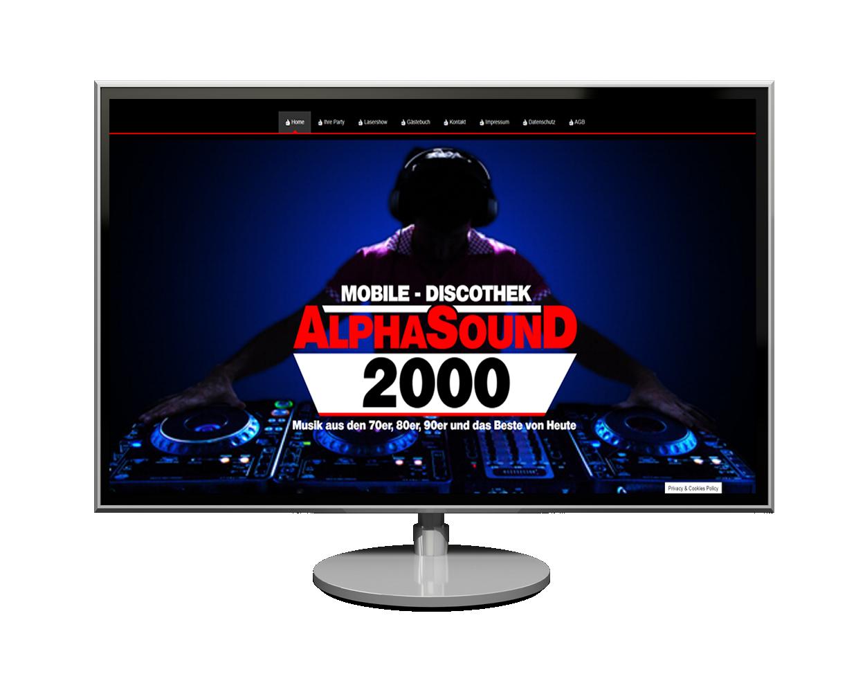 Alpha Sound 2000